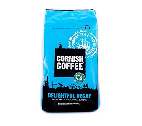 Cornish Coffee Delightful Decaf Ground