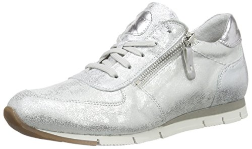 Rohde Salerno, Sneakers basses femme Argent - Silber (89 silber)