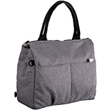 Chicco - Bolso con cambiador y organizador extraible, color gris (Cool Grey)