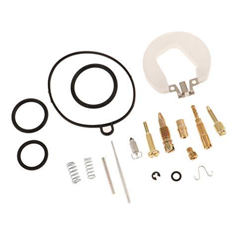 Almencla Carburador Conjunto de Rreparación de Moto Carb Kit de Reparación para 50cc 70cc