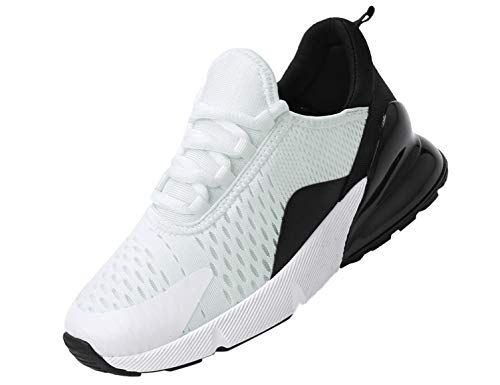 SINOES Damen Sportschuhe Laufschuhe Schnürschuhe Fitness Sneakers