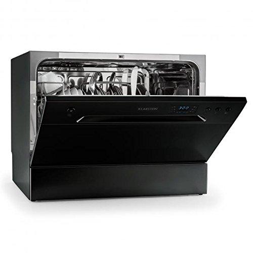 41zimsWbq4L. SS500  - Klarstein Amazonia 6 Table Dishwasher A+ 1380W 6 Place Settings 49 dB