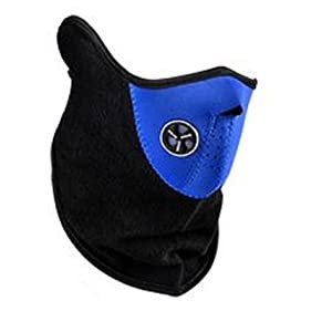 TO_GOO Modische Radsportmaske, wasserdicht, kalt und staubdicht, Winddicht, 1 Stück