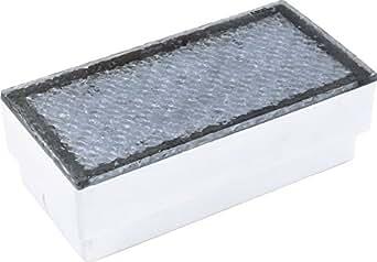 Heitronic 35928sol Lampe, Integrated, 20x 10cm, plastique, transparent