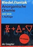 Set Anorganische Chemie, 7. Aufl. und Übungsbuch Allgemeine und Anorganische Chemie