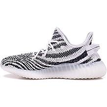 d126c71e27d HUAN CHEN V2 Sneakers Neutral Adult Mesh Zapatillas para Correr  Transpirables Zapatos Deportivos Ligeros Zapatos Casuales