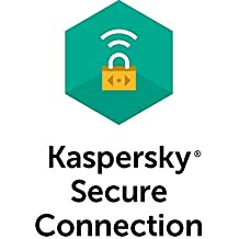 Kaspersky Secure Connection | 5 Geräte | PC/Mac | Monatliches Abonnement