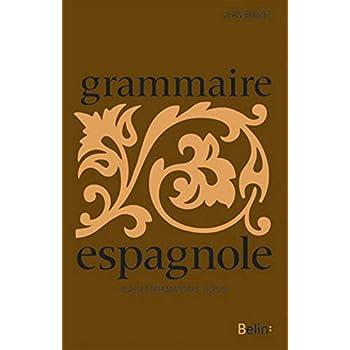 Grammaire espagnole, Préparation  à la licence