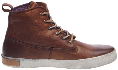 Blackstone Am02, Boots homme Marron (Old Yellow)