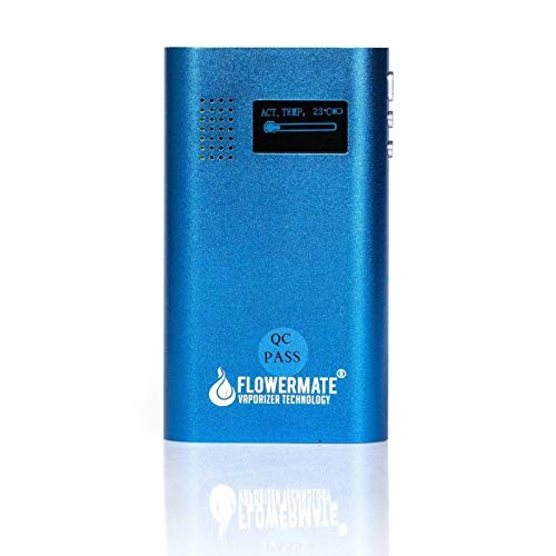 Flowermate V5.0S PRO Vaporizer - blau
