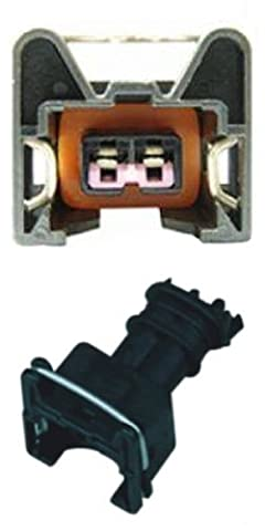 Connecteur d'injecteur - BOSCH EV1 (Female) - Fuel Injection Replacement Connector