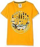 Garcia Kids Jungen B93601 T-Shirt, Gelb (Corn 2830), 152