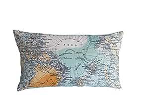 Covers co & coussin north pole-multicolore - 30 x 50 cm