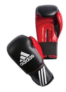 adidas Boxhandschuh Response, black-red, 14 oz, ADIBT01-14