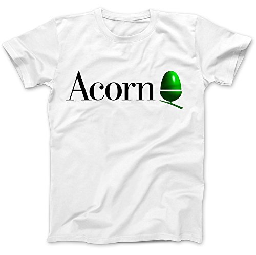 Inspired By Acorn Computers T-Shirt 100% Premium Cotton