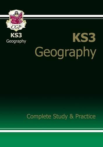 KS3 Geography Complete Study & Practice (CGP KS3 Humanities)