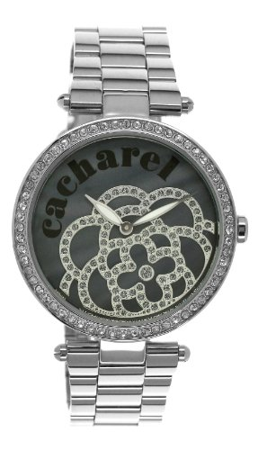 Cacharel Women's Analogue Quartz Stainless Steel CLD 001S AM