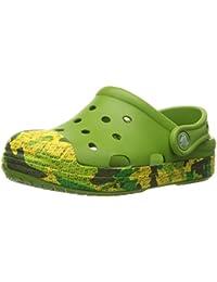 Crocs CROCS BUMP IT CAMO CLOG K Sandalias Verde para Ninos Junior