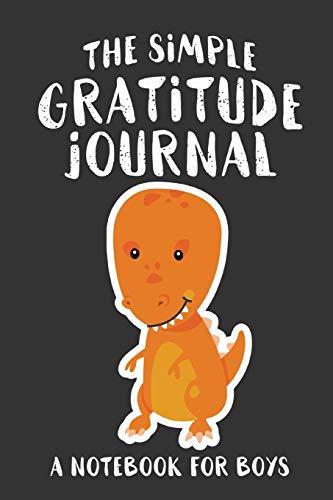 The Simple Gratitude Journal: A Notebook for Boys (Christian Workbooks)