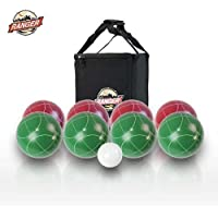 Ranger Outdoors Premium Level 107mm Bocce Set