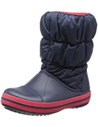 Crocs Winter Puff Boot Unisex - Kinder Schneestiefel