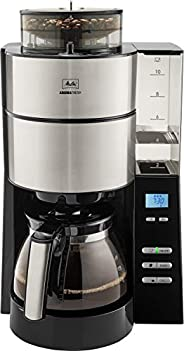 Melitta AromaFresh Filter Coffee Machine, black