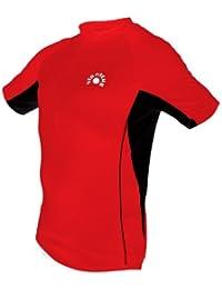 Herren Radtrikot Kurzarm Bike T-Shirt Trikot Fahrradtrikot / Made in EU