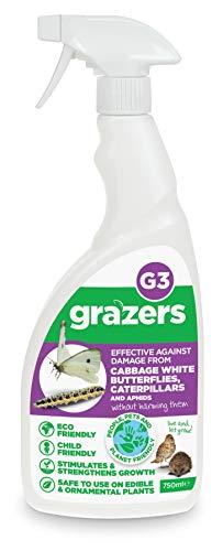 Grazers ltd GRAZERS G3 Caterpillar, Cavolo Bianco, Aphid, Nylon/A