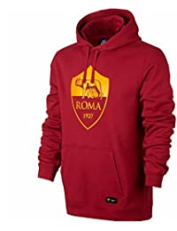 Nike sudadera como Roma hombre rojo