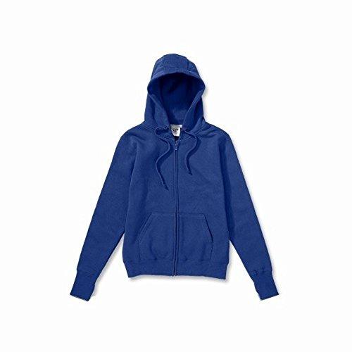 SG Urban Damen Jacke mit Kapuze Grau