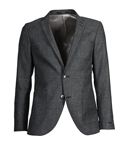Tiger of Sweden Herren Blazer Hoyt mit Musterung in Grau 03P grey