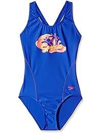Speedo Girls Swimwear Logo Placement Splashback