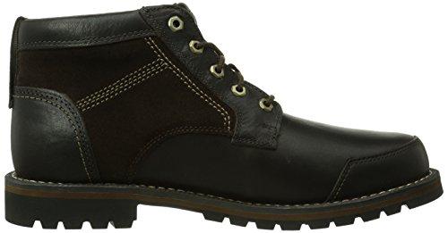 Timberland Ek Larchmont Chukka, Chaussures de ville homme Marron (Dark Brown)