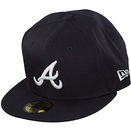 Fanartikel Herren-accessoires 47 Brand Relaxed Fit Cap Mlb Atlanta Braves Schwarz Grade Produkte Nach QualitäT