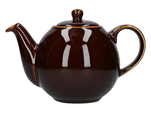 London Pottery Théière 4 tasses Marron