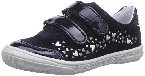 Richter Kinderschuhe Dandi  3034-521, Low-Top Sneaker bambina Blu (Blau (atlantic  7200))