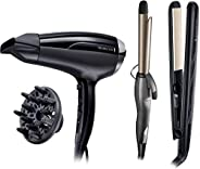REMINGTON OFFER PACK S3500+D5215+CI76