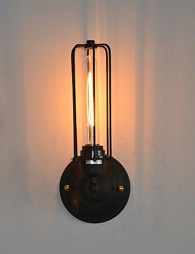 GOUD Lampada da parete Retro Ferro 1 Light Light Muro In elaborazione pittura , 220-240v