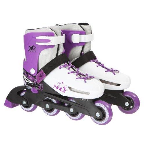 xq-max-adjustable-girls-large-inline-skates-childrens-roller-blades-4-to-7
