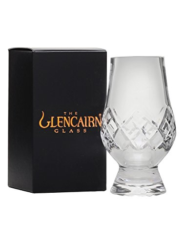 The Glencairn Glass Cut Kristall Whisky Tasting Glas (Cut Whiskey Glas)