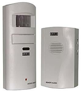Kasp 610 Alarme pour jardin et appentis Sans fil