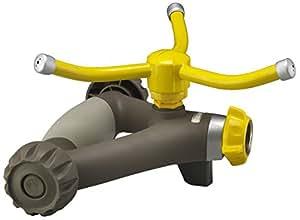 Nelson Metall 3-quadratisch Muster Spray wirbelnden Impulsregner Rezimar Radstand 50240