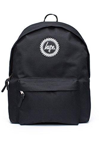 Hype Homme Lien Logo Sac à dos, Vert noir