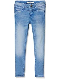 NAME IT Mädchen Jeanshose Nittane Skinny Dnm Pant Nmt Noos