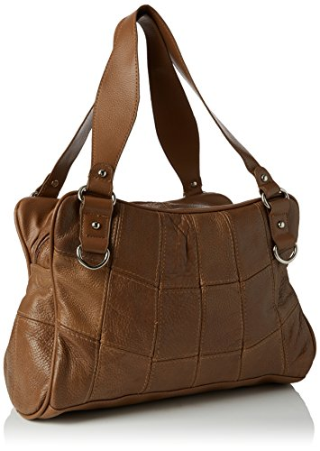 Lorenz , Damen Baguette Medium Tan