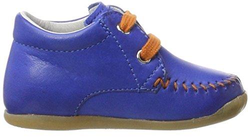 Falcotto Baby Jungen 1551 Sneakers Blau (Hellblau)