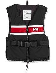 Helly Hansen Sport Confort - Chaleco de flotabilidad azul azul marino Talla:60/70 Kg