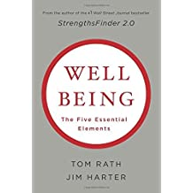 Well-Being by Tom Rath (2010-05-13)