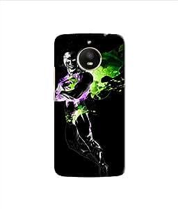 Kaira High Quality Printed Designer Soft Silicone Back Case Cover For Motorola Moto E4 Plus(1302)
