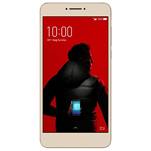 Coolpad Cool Play 6 (Gentle Gold, 6GB RAM+64GB Memory)